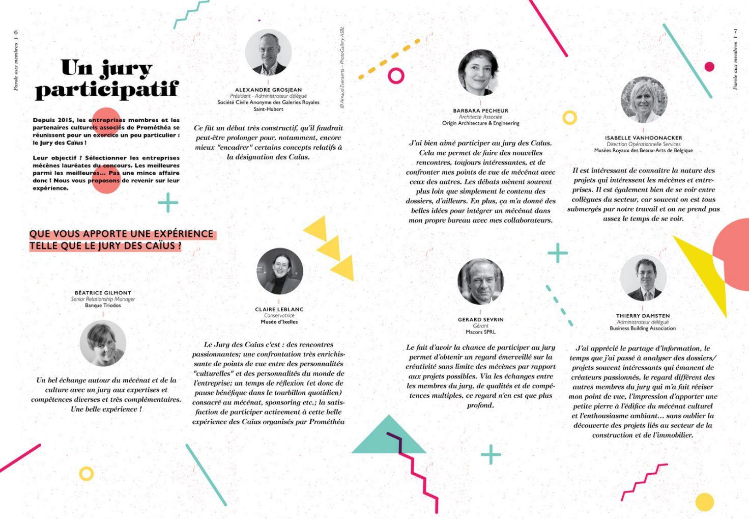 "Brochure over ""Un jury participatif"""